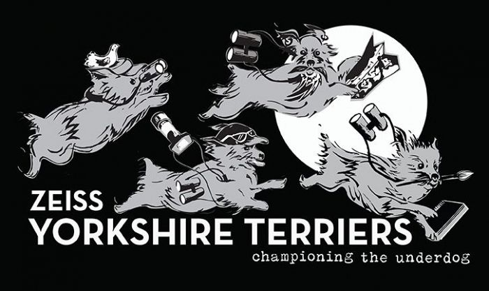Terriers logo by awesome local designer Jo Ruth
